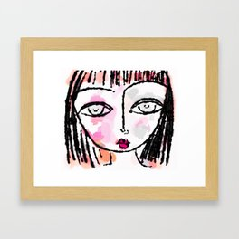 Sassy Framed Art Print