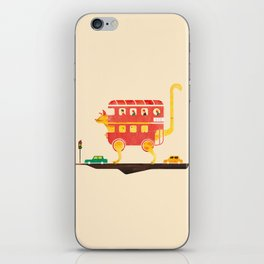 PICADILLY CAT  iPhone Skin