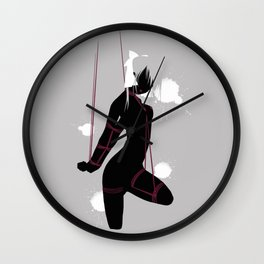 Nyoko - Infatuation Wall Clock