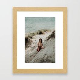 Amazon Woman Framed Art Print