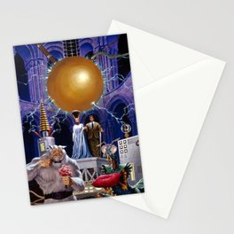 Bride of the Castle Stationery Cards