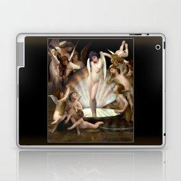 Bouguereau's Angels Surround Cupid Laptop & iPad Skin