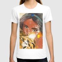 jasmine T-shirts featuring Jasmine by Camila Marina Dos Anjos