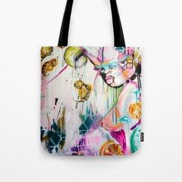 basel girl Tote Bag