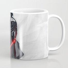 Darth Vader Space Warrior Coffee Mug
