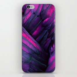 Purple Wing iPhone Skin