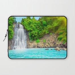 Dambri Waterfall Dalat Bao Loc Vietnam Ultra HD Laptop Sleeve