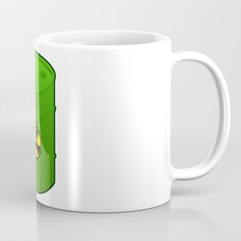 atomic waste barrel Coffee Mug