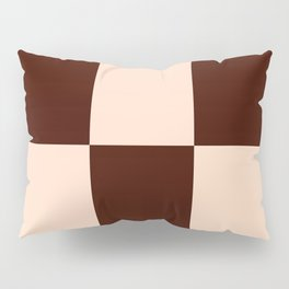 JPEG Compression Quads 2 Pillow Sham