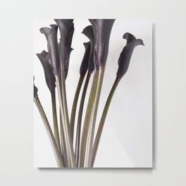Flowers Rising Metal Print