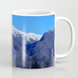 Knik River Mts Coffee Mug
