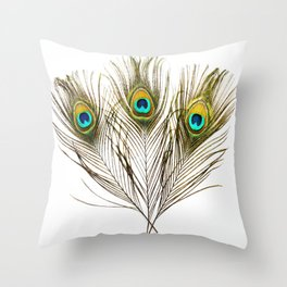 Feather Flex Throw Pillow