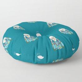 iris apfel vol.1 Floor Pillow