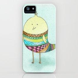Little Claire's Bird iPhone Case