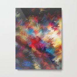 The painter Metal Print