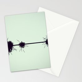 The heartbeat of nature - Tillandsias air plants in wire Stationery Cards