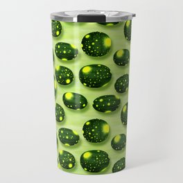 Home Grown Moon and Stars Watermelon Travel Mug