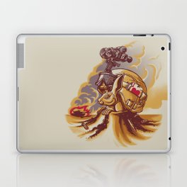 Watch Your Back Laptop & iPad Skin