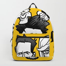Sunny Philadelphia Backpack