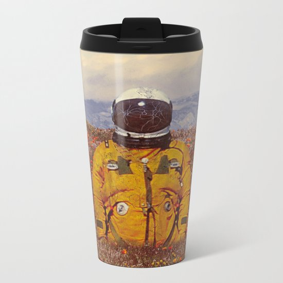 Ambivalence Metal Travel Mug