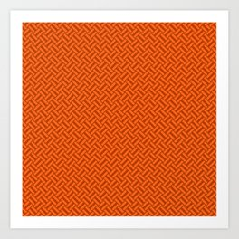 Orange Crush | No. 15 Art Print