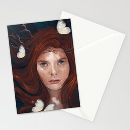 Litany of Four Stationery Cards