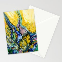 Releasing Temptations Stationery Cards