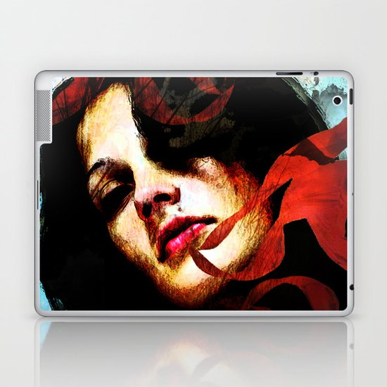 out of the light Laptop & iPad Skin