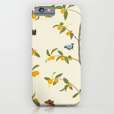 Jenny Chinoiserie Kumquat Slim Case iPhone 6s