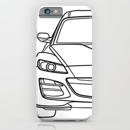 RX8 iPhone Case
