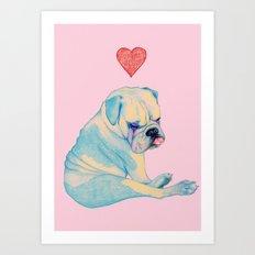 Bulle Art Print
