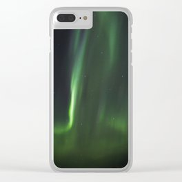 Auroras Clear iPhone Case