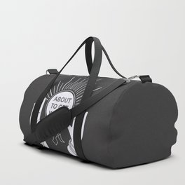 Weird Future Duffle Bag