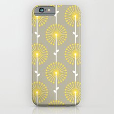 Yellow Lehua iPhone 6s Slim Case