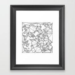corina likes this one Framed Art Print