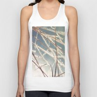 frozen Tank Tops featuring Frozen by Dianthusa