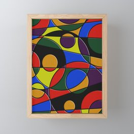 Abstract #223 Framed Mini Art Print