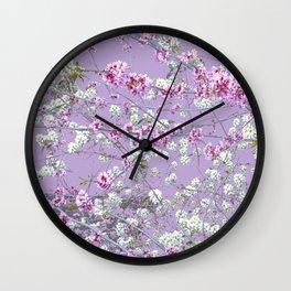 highline photo  Wall Clock
