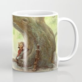The Resting Traveler Coffee Mug