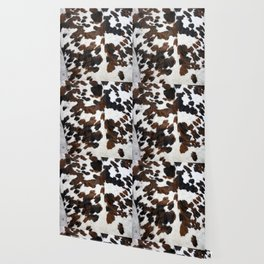 Cowhide Wallpaper