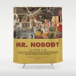 Mr. Nobody - Jaco Van Dormael Shower Curtain