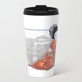 ichi-go ichi e Metal Travel Mug