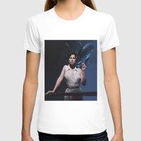 alien T-shirts featuring alien by Roman Belov