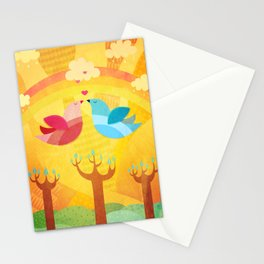 L'Amour... Stationery Cards