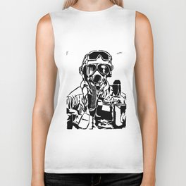 Reluctant/Fuck Your Face Biker Tank