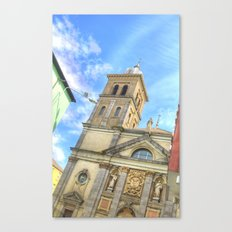 St. Saviour's priory (The Dominican Church) Canvas Print