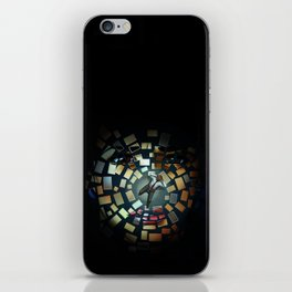 Luther - Decoupage iPhone Skin