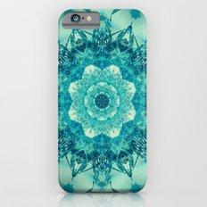 Festive Flakes Slim Case iPhone 6s