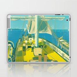 Kazusa Beach Laptop & iPad Skin