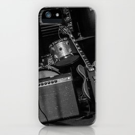The Club Stage iPhone Case